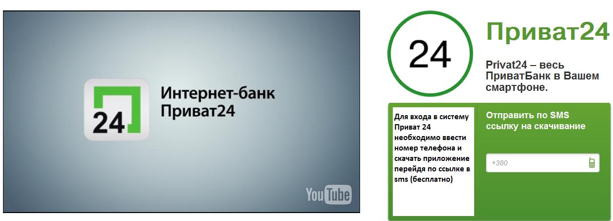 приват24 приложение